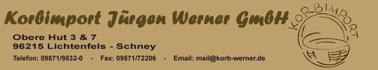 KORBIMPORT Korbwaren Shop-Logo